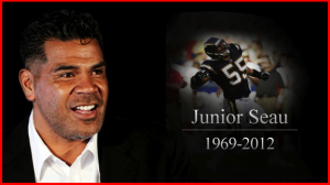 Concussions in Sports- Tragedy of Jr Seau's Death