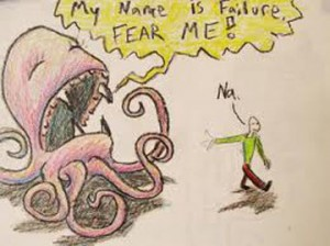 Fear of Failure or is it the Fear of Failing?