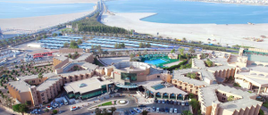 Traveling Mental Trainer goes to Manama, Bahrain